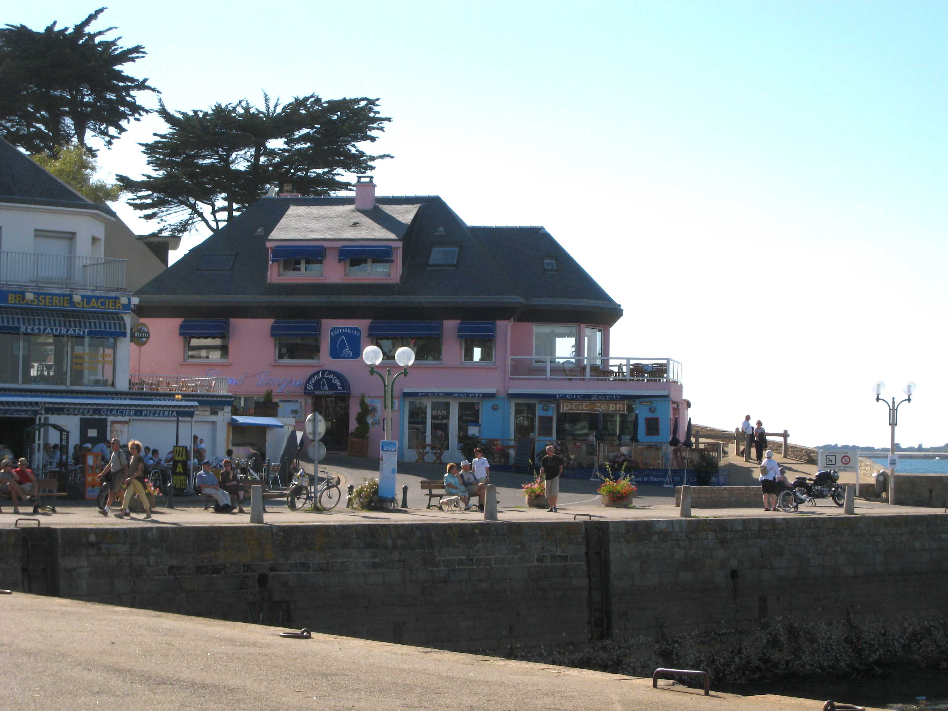 Port Navalo Restaurant